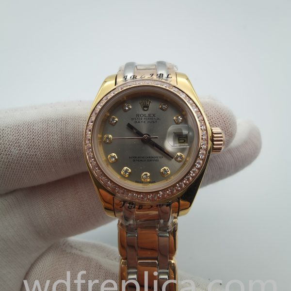 Rolex Datejust 80298 Steel Yellow Gold 26mm Ladies Watch