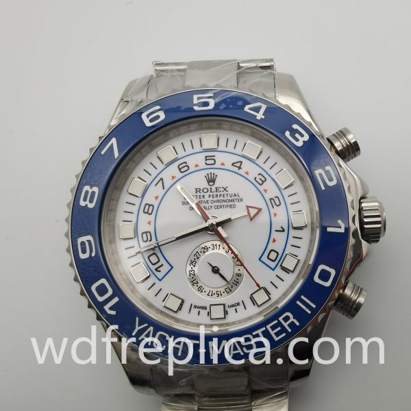 Rolex Yacht-master 116680 44mm 316 Grade Stainless Steel For Men