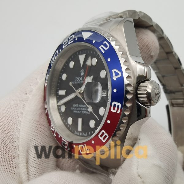 Rolex Gmt-master 16710 40mm For Men Stainless Steel Oyster Watch