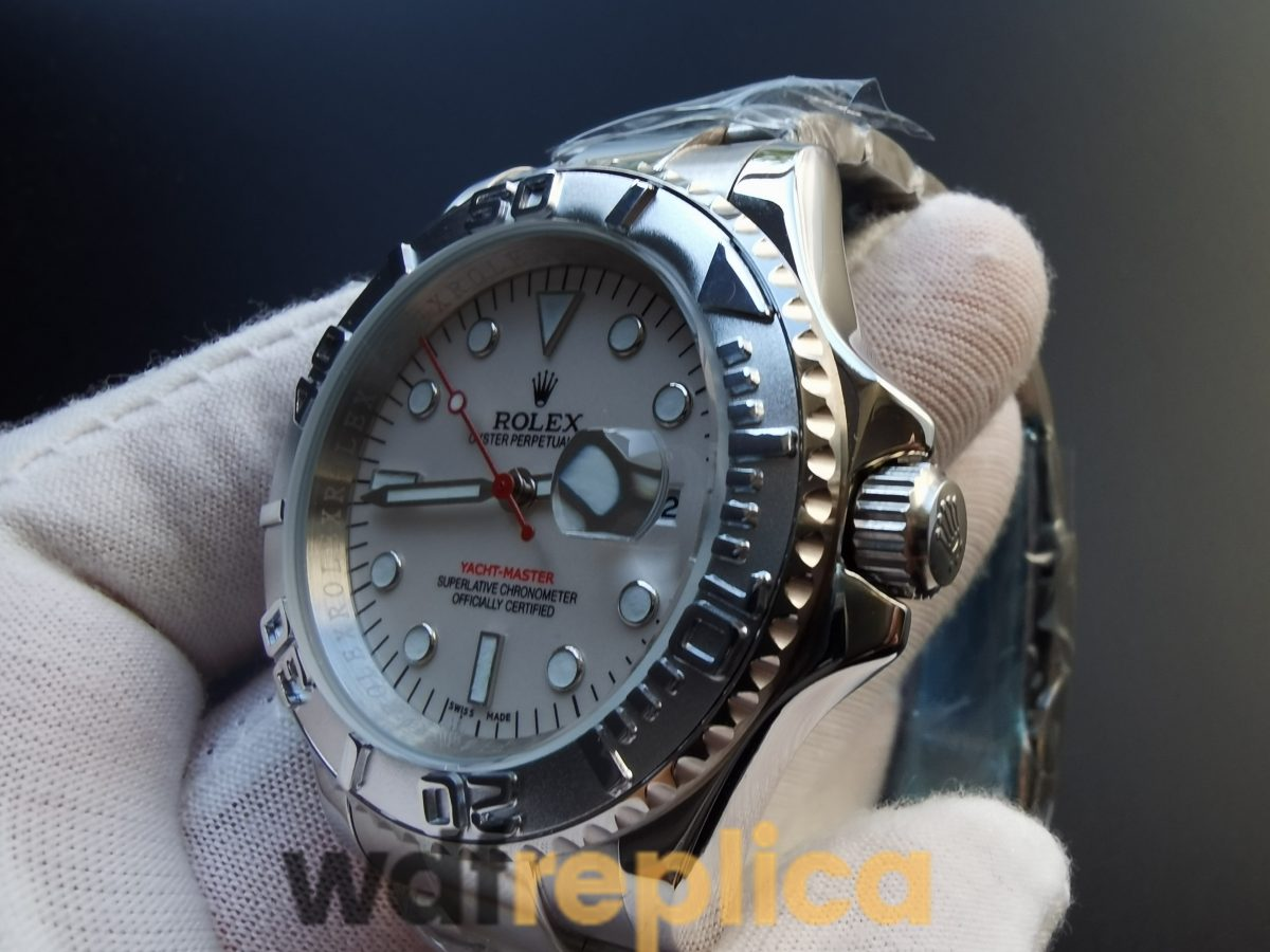 Rolex Yacht-master 116622 40mm Stainless Steel Bracelet And Dial For Men Watch