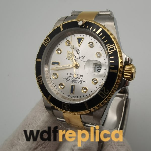 Rolex Submariner Date 116613 40mm Steel And Yellow Gold For Men Watch