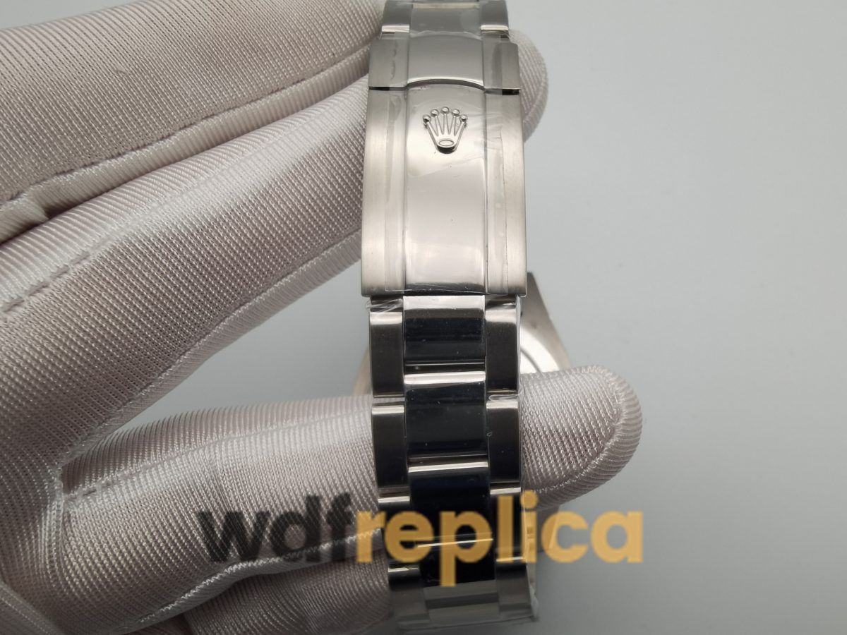 Rolex Air-king 116900 Stainless Steel And Serial Number For Men 40mm Watch