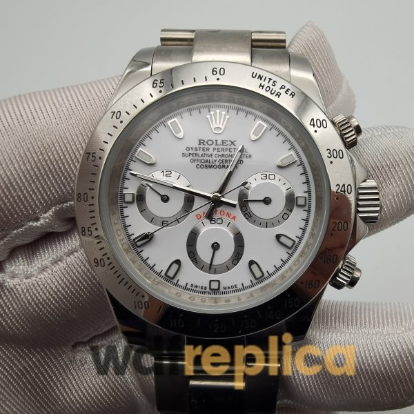 Rolex Daytona 116520 40mm Stainless Steel Oyster For Men Watch