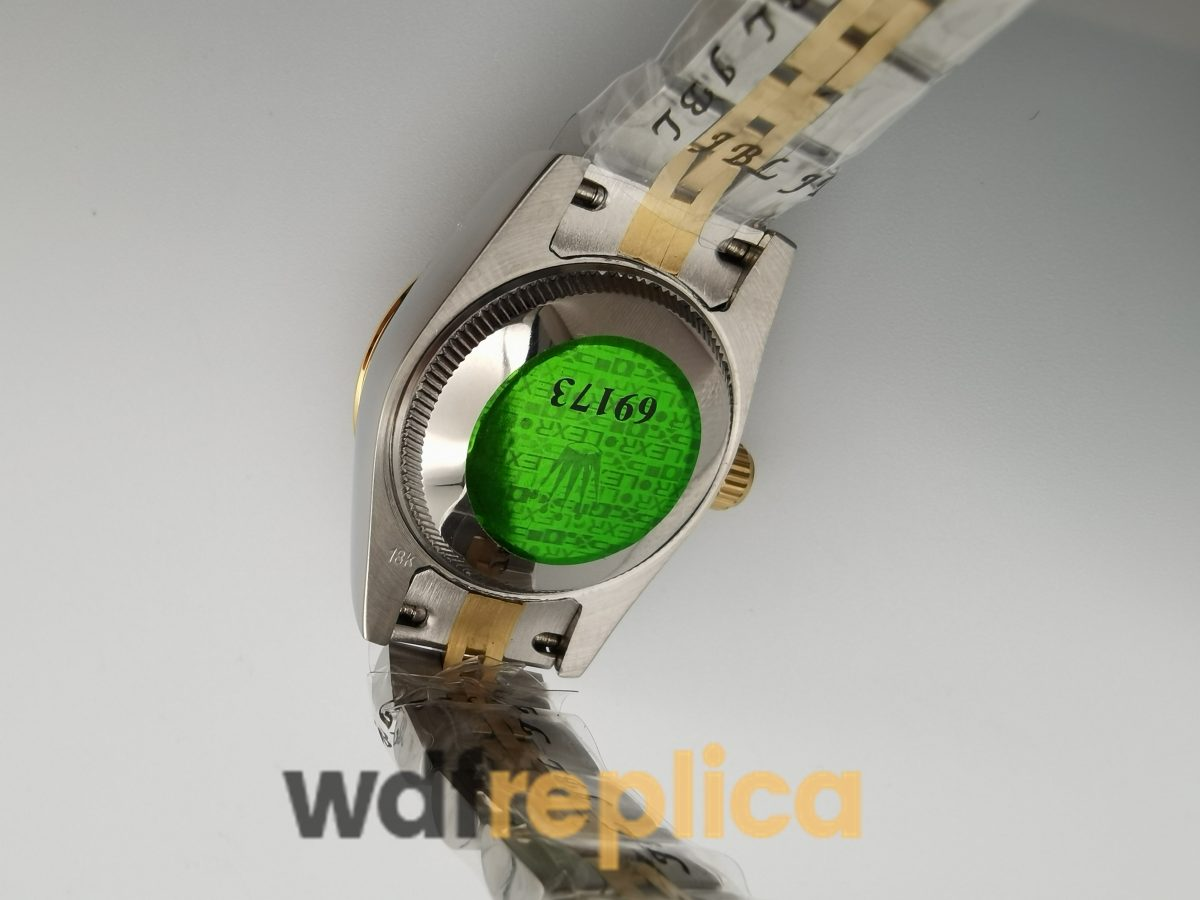 Rolex Datejust For Women 179173 316 Grade Stainless Steel And Gold Dial 26mm Watch