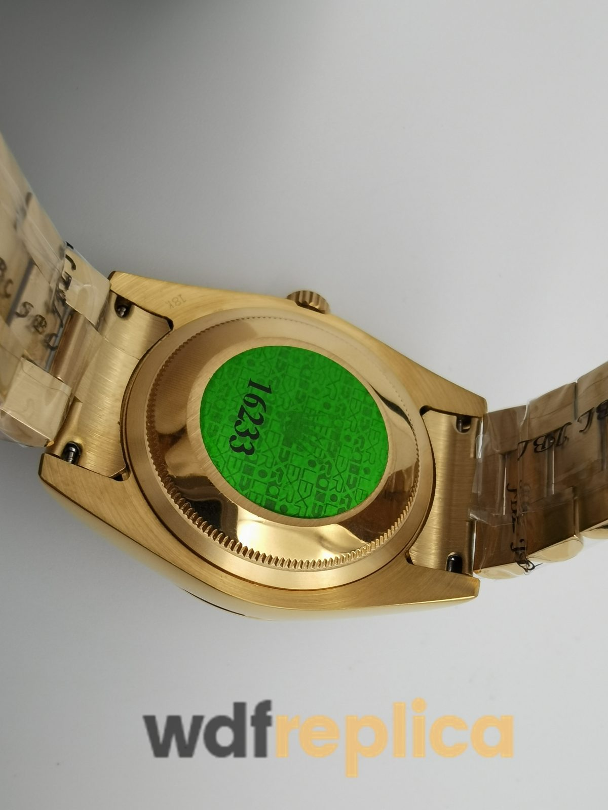 Rolex Day-Date 118238 Yellow Gold 36mm For Men Watch