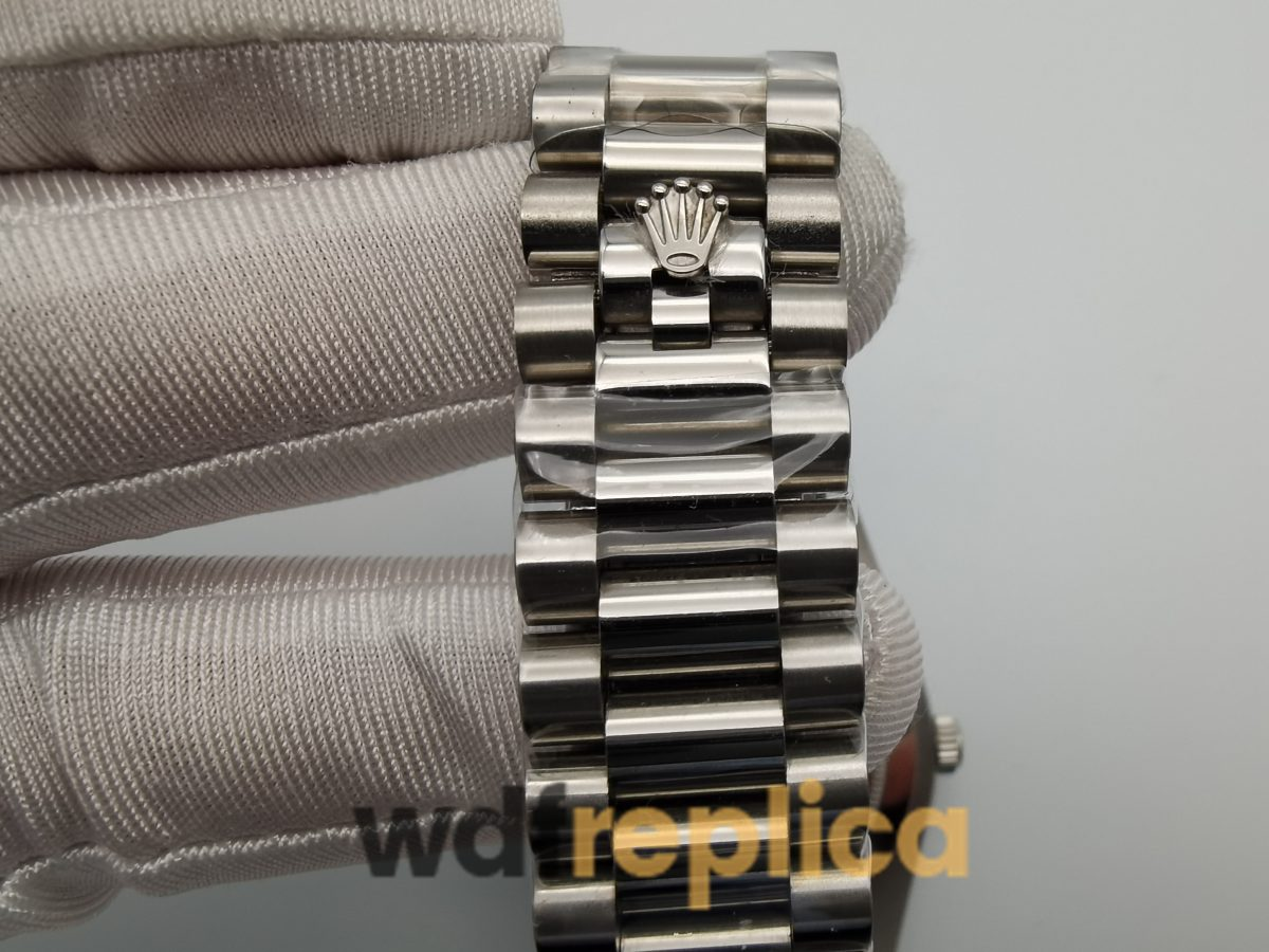 Rolex Day-Date 218239 41mm White Gold For Men Watch