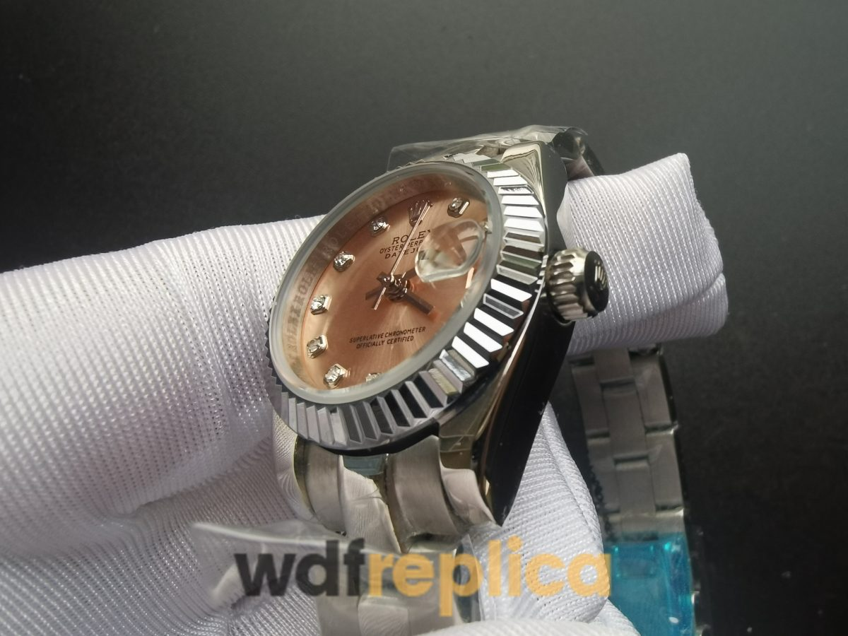 Rolex Datejust 178271 Stainless Steel 31 Mm For Women Watch