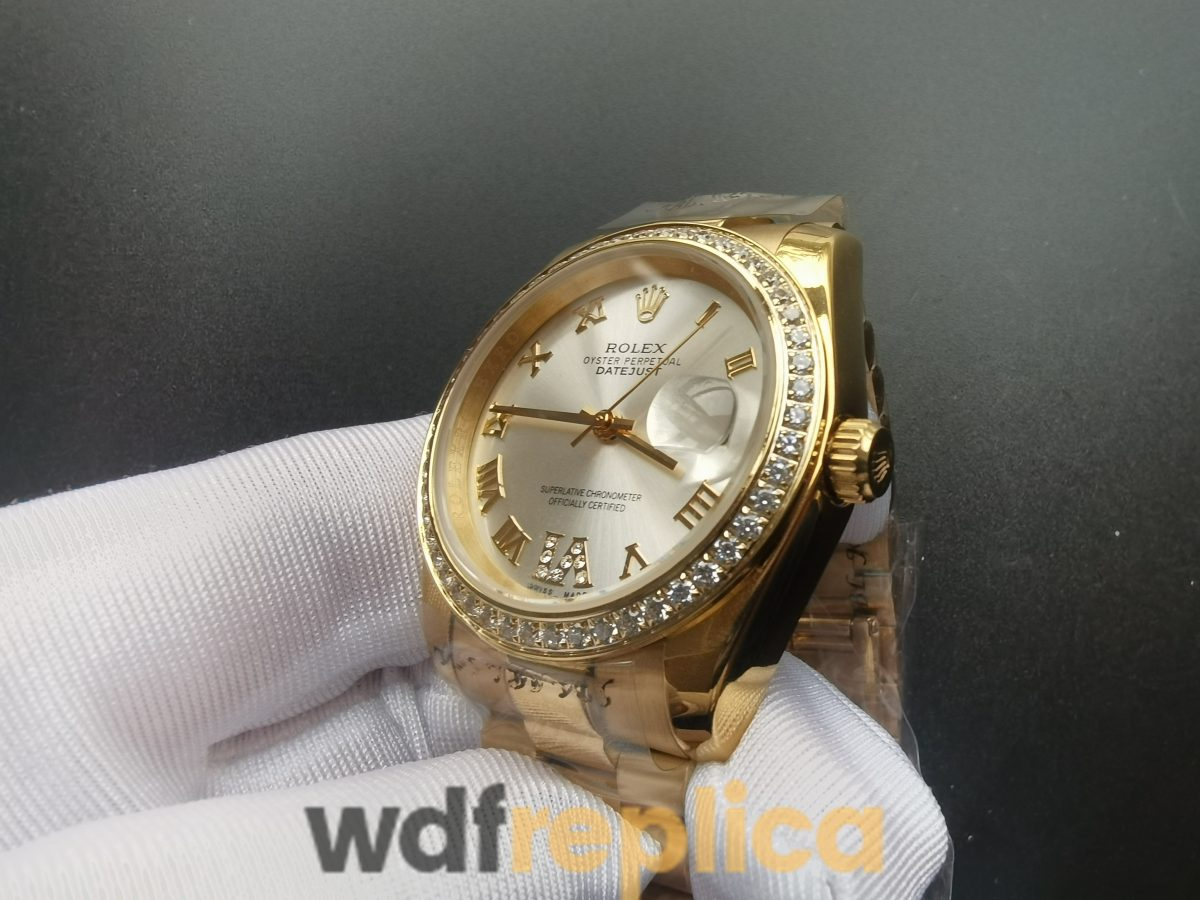 Rolex Datejust 126300 31 Mm Oyster discount and Silver For Men Watch