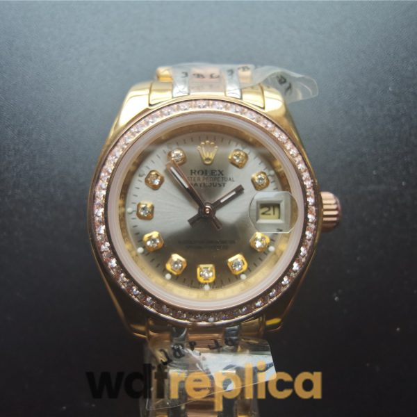 Rolex Pearlmaster 80298 Mother Of Pearl Dial 29mm For Women Watch