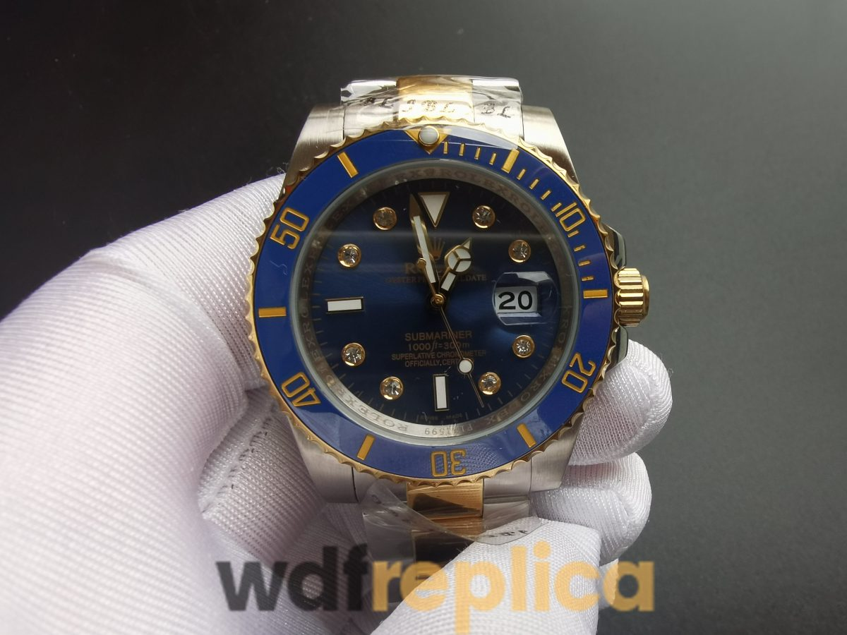 Rolex Submariner 116613 40mm 904l Oystersteel Stainless Stee And Blue Dial For Men Watch