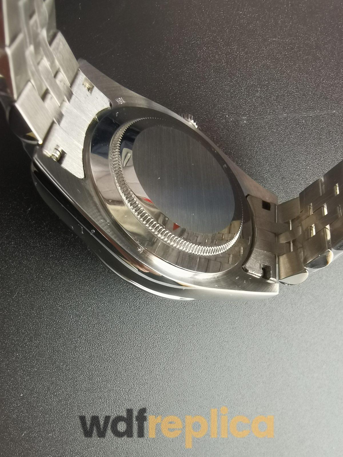 Rolex Datejust 126300 904l Stainless Steel Jubilee 41mm For Men Watch