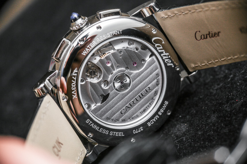 Cartier Rotonde-Chronograph-Watch-Review-
