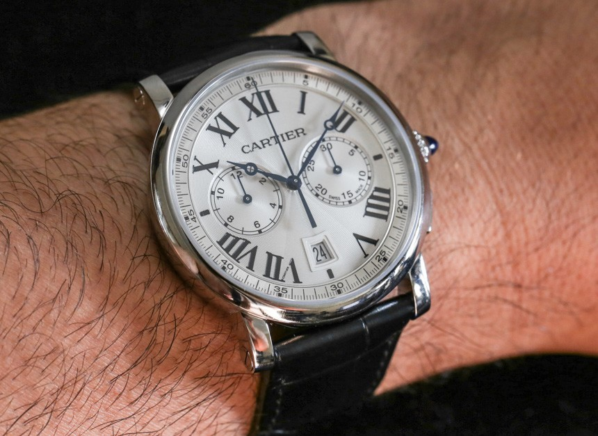 Cartier-Rotonde-Chronograph-Watch-Review