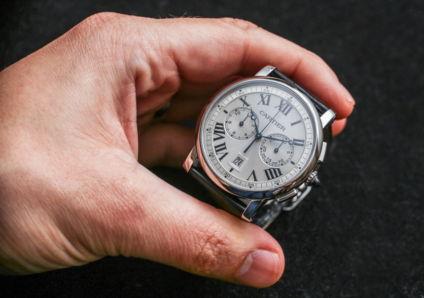 Cartier Rotonde-Chronograph-Watch-Review__